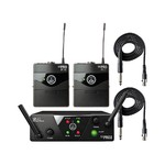 AKG WMS40 Mini2 Instrumental Set US45AC